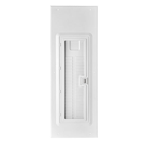 42-Space Indoor Load Center Cover and Door with Observation Window, NEMA 1, Flush/Surface Mount, LDC42-W