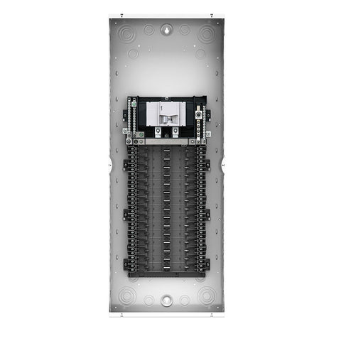 100 Amp, 20-Space, 20- Circuit Indoor Load Center Enclosure with Main Circuit Breaker, LP210-MB