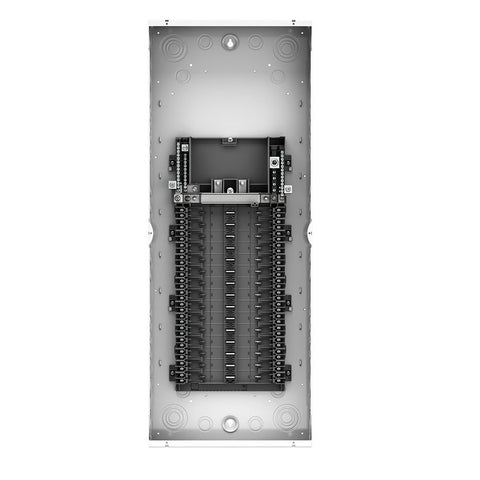 225 Amp, 42-Space, 42-Circuit Indoor Load Center Enclosure with Main Lugs, LP422-ML