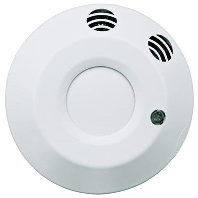 ODC Series 500 Sq. Ft. Ultrasonic Ceiling-Mount Occupancy Sensor, 120-277 Volt, White, ODC05-UDW - Leviton