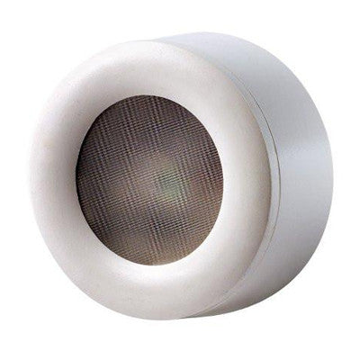 Surface and Ceiling Mount Photocell, Indoor 0-70fc, Low Voltage, 24VDC, White, ODC0P-W - Leviton