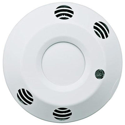 ODC Series 2000 Sq. Ft. Ultrasonic Ceiling-Mount Occupancy Sensor, 120-277 Volt, White, ODC20-UDW - Leviton