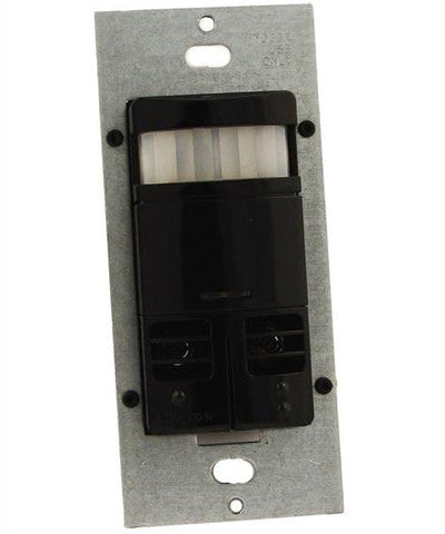 Dual-Relay, No Neutral, Multi-Technology Wall Switch Sensor, 2400 sq. ft. Major and 400 sq. ft. Minor Motion Coverage, Various Colors, OSSMD-GD - Leviton - 1