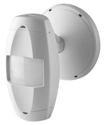 Wall Mount Occupancy Sensor, PIR Long Range Aisle, 8 Degree, 100FT X 14FT at 10FT Height sq. ft. Coverage, Self-Adjusting, White, OSWLR-I0W - Leviton