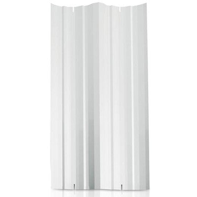 Zipline 3-Lamp 4-Foot Reflector, White, REFLT-403 - Leviton