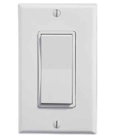 LevNet RF Wireless Decora Remote Switch, WSS0S-S9W - Leviton