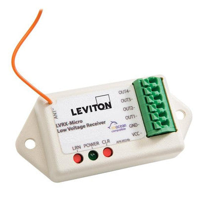 4-Channel SLT Transmitter, White, WSSLT-GP0 - Leviton