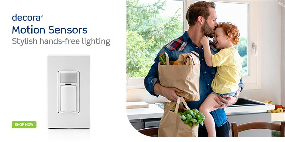 Leviton Decora® Digital Dimmer and Timer with Bluetooth Technology