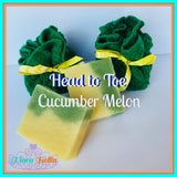 She Shack Head to Toe Soap/Shampoo Bars