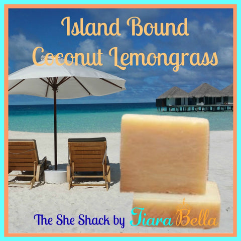 The She Shack Island Bound Soap Bars