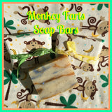 Monkey Farts Soap Bars