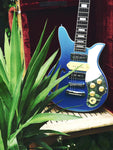 KENSINGTON BLUE - Goldfinch Guitars