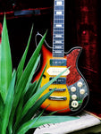 KENSINGTON SUNBURST - Goldfinch Guitars