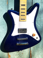 THE PAINTED LADY SPARKLE BLUE 2020 - Goldfinch Guitars