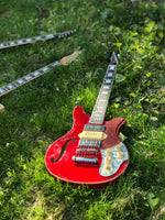 KENSINGTON CHERRY - Goldfinch Guitars
