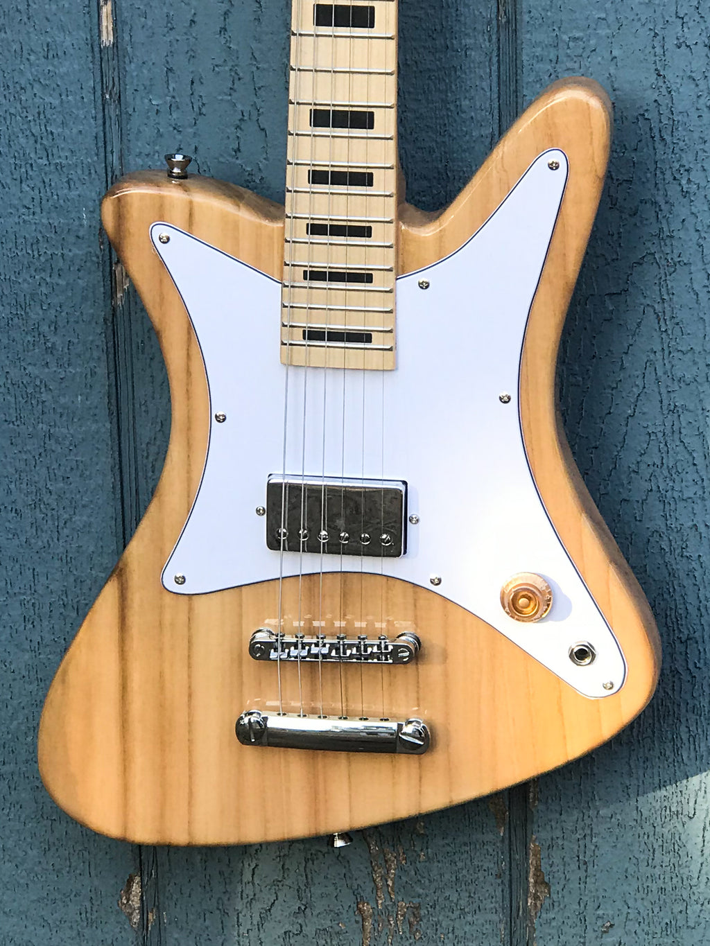 THE PAINTED LADY NATURAL 2020 - Goldfinch Guitars