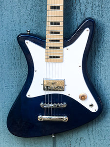 THE PAINTED LADY NAVY 2020 - Goldfinch Guitars