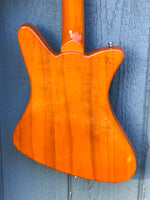 THE PAINTED LADY ORANGE 2020 - Goldfinch Guitars
