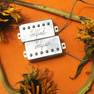 HUMBUCKER PICKUPS - Goldfinch Guitars