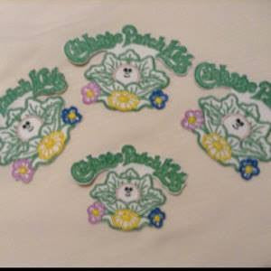 Cabbage Patch Kids Embroidery Design Set - Sarah Sew and Sew