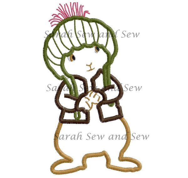Beatrix Potter Embroidery Design Set