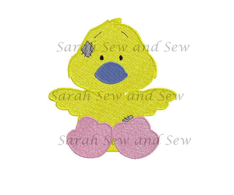 Diva Blue Nosed Friends Embroidery Design - Sarah Sew and Sew