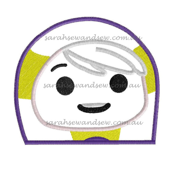 Xuli Go Jetters Embroidery Design - Sarah Sew and Sew