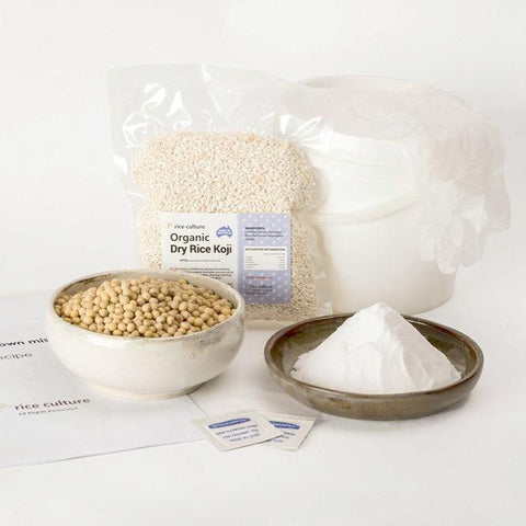 [RENEWAL] Make Your Own Miso Kit