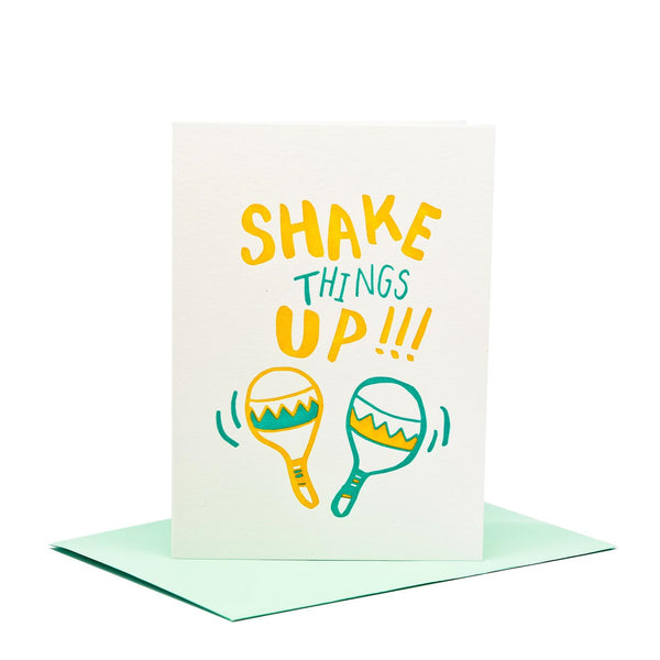 Shake Things Up!!!