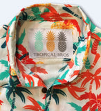 Electric Palms Hawaiian Shirt