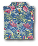 Flamingo Rum Club Hawaiian Shirt