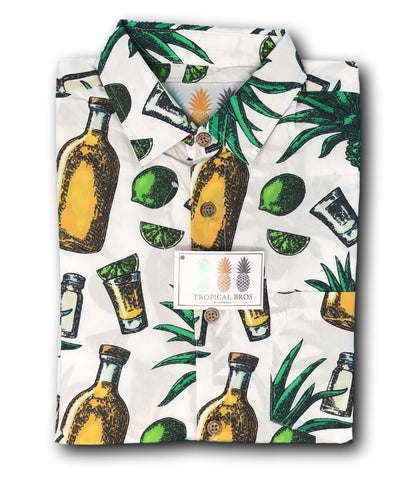 Tequila Bros Hawaiian Shirt