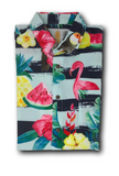 Super Stretch - The Jailbird Hawaiian Shirt