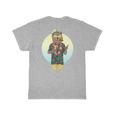 Tropical Bear - Short Sleeve Tee