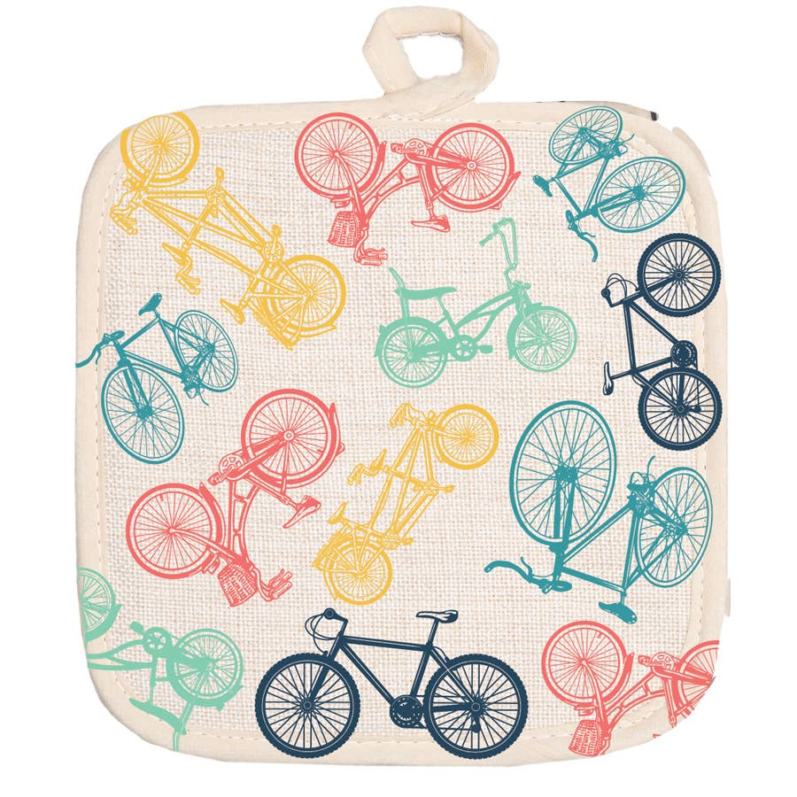 Bicycle Pot Holder