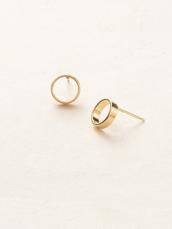 Jolene Small Post Earrings
