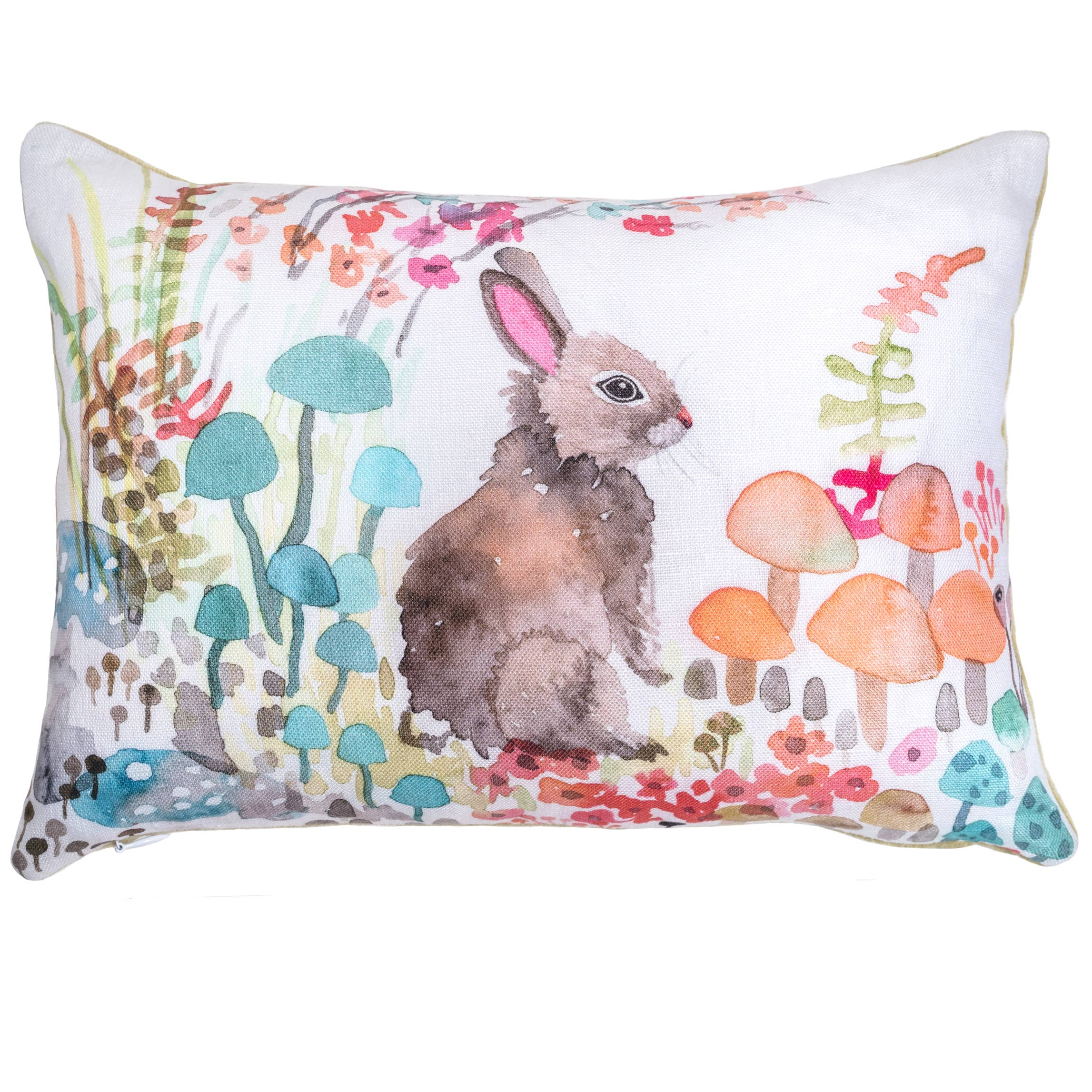 Pillow - Woodland Bunny
