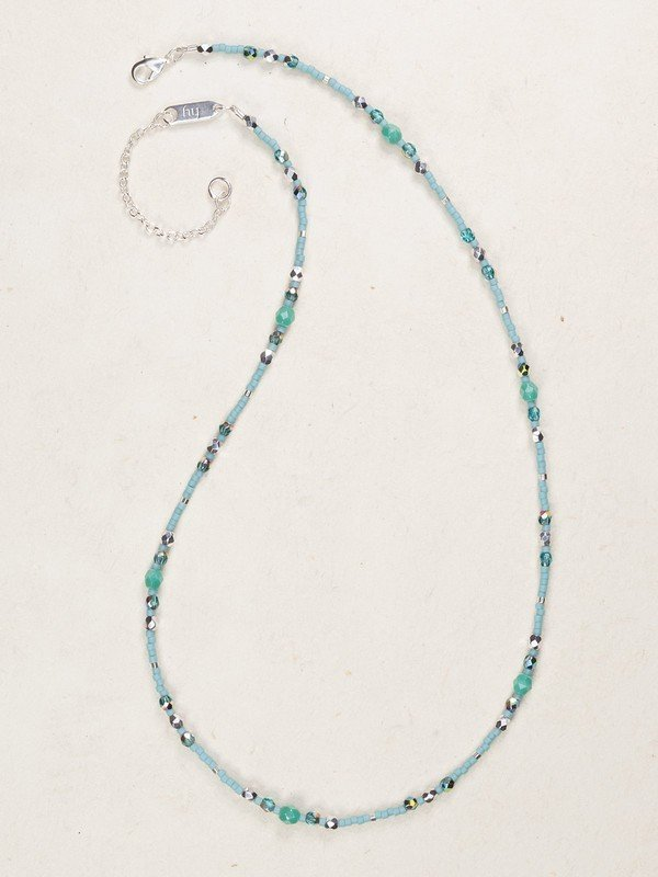 Sonoma Glass Bead Necklace