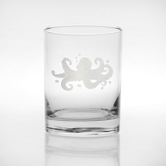 Octopus Glasses