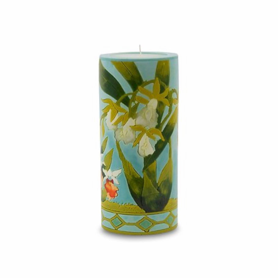Orchid Garden Candle