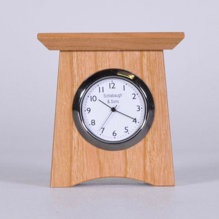 Mini Mantel Clock Style