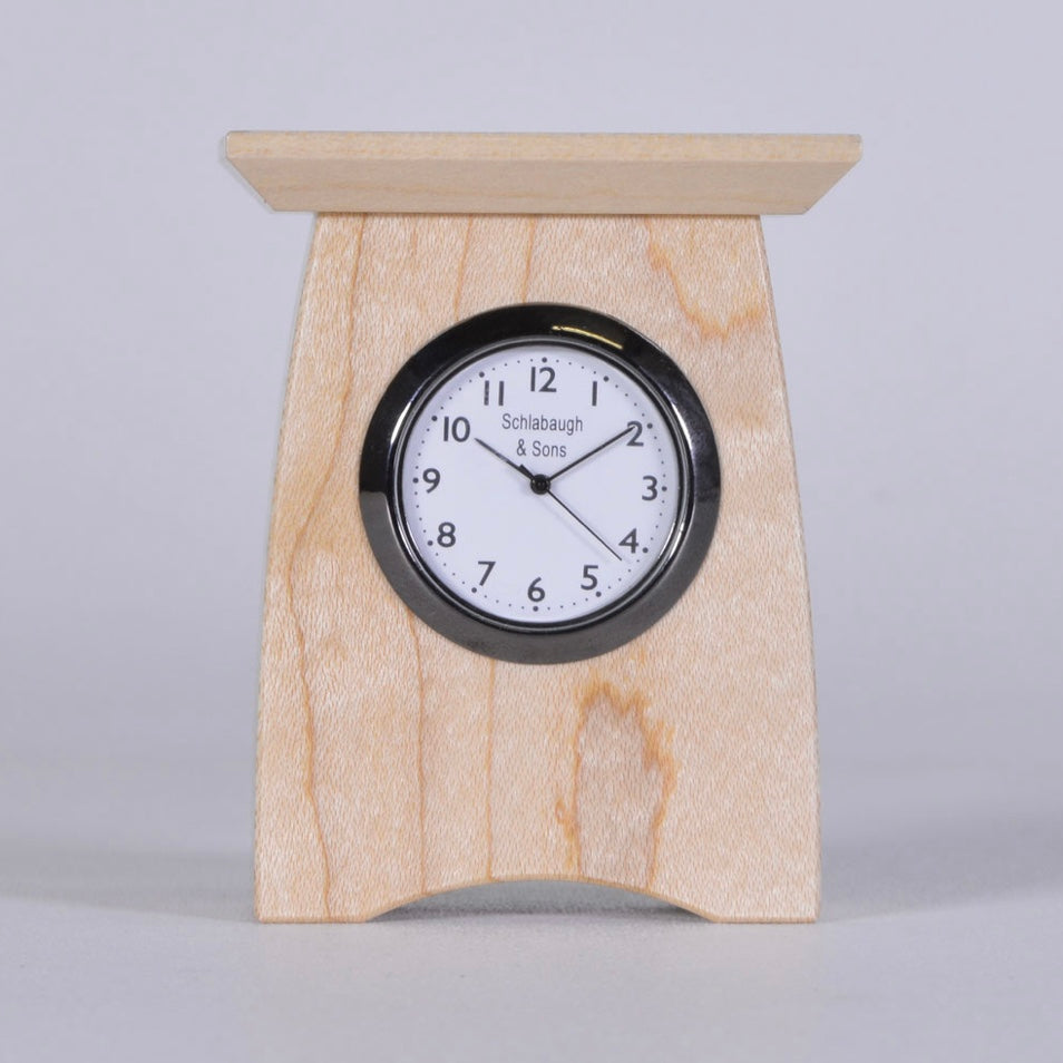 Mini Mantel Taller Clock Style