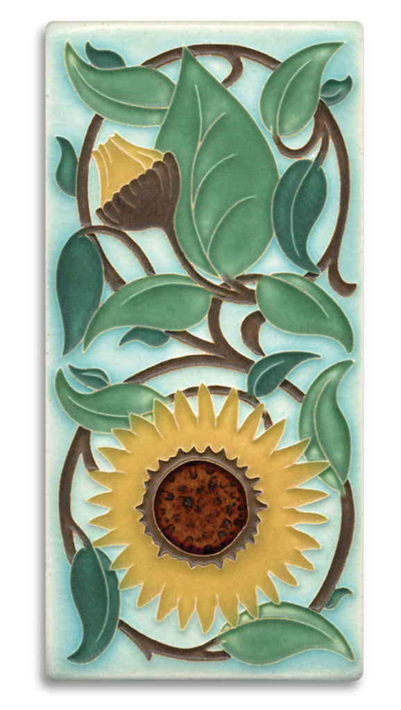 Sunflower 4x8 Tile