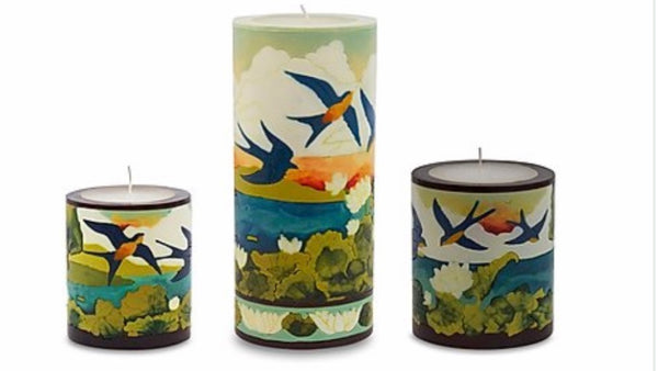 Swallow Candles