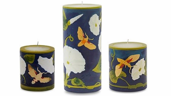 Moonflower Candles