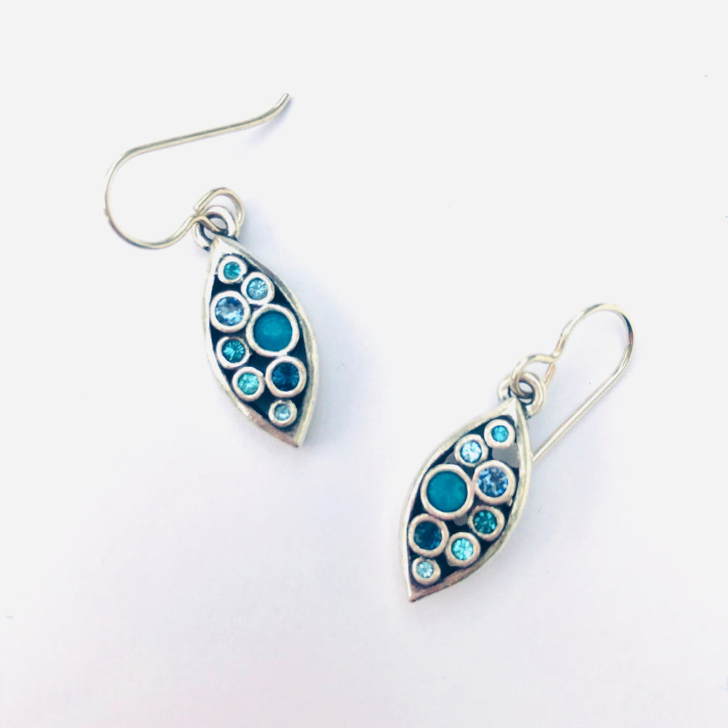 Amelie Earring in Surf