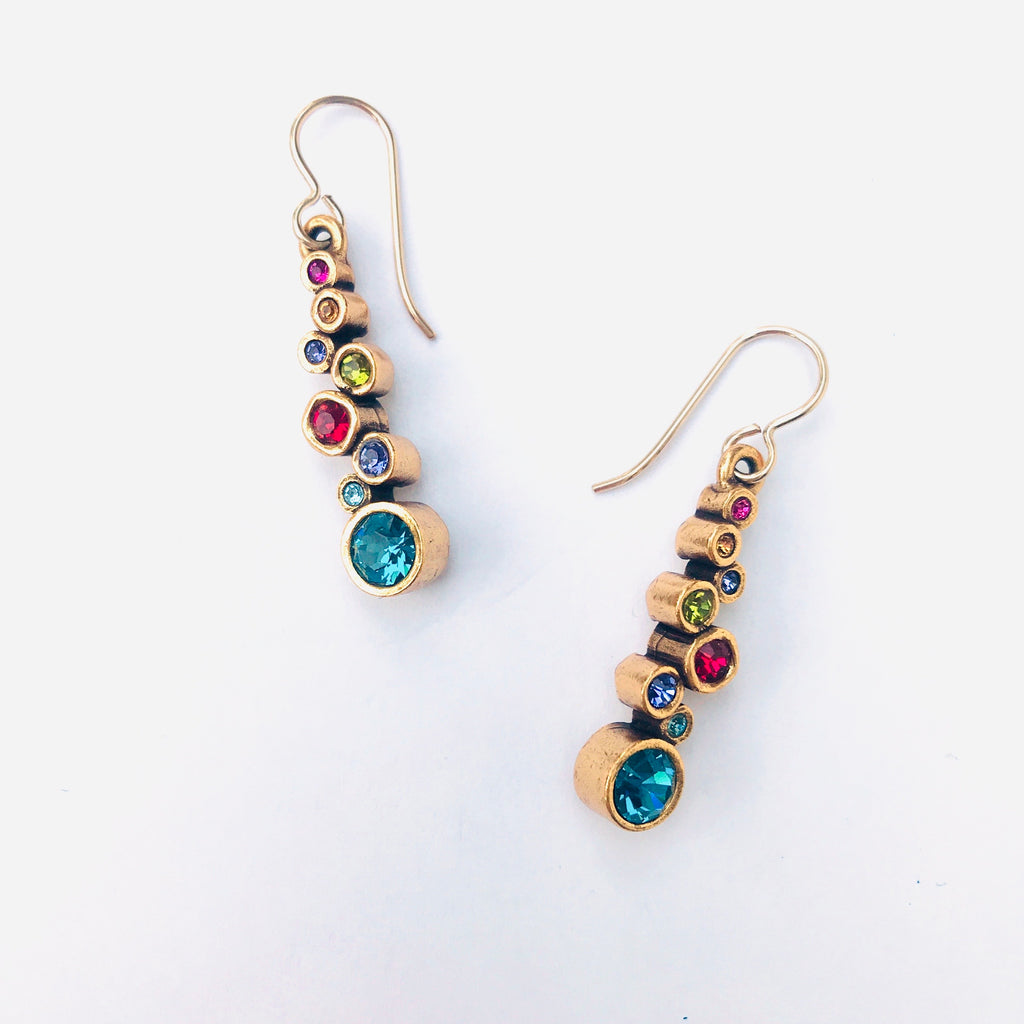 Intution Earrings in Joy