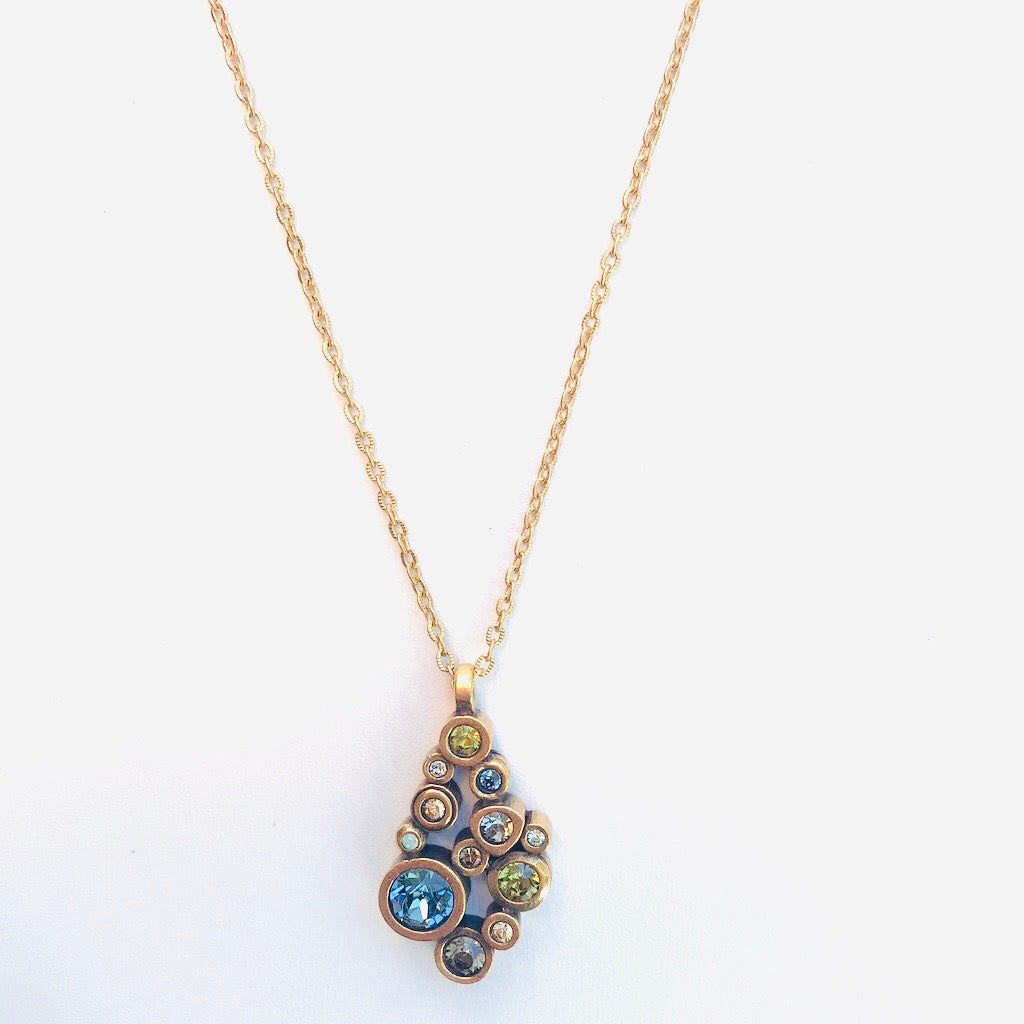 Lucille Necklace in Tranquility