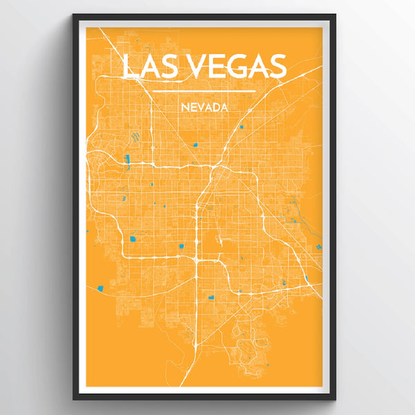 Las Vegas City Map