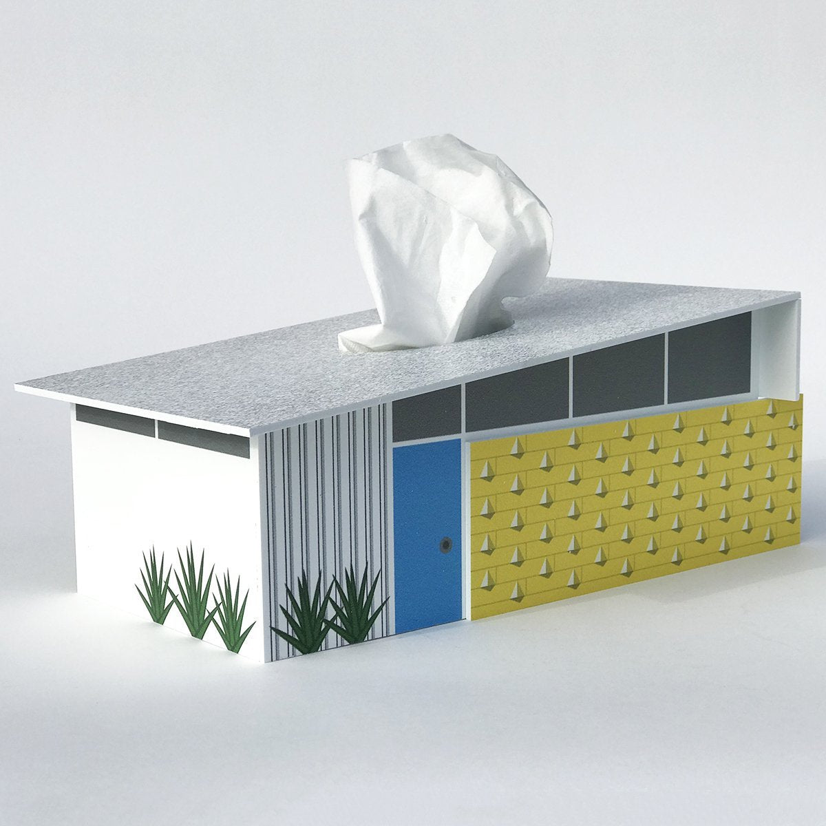 Mid-century Modern Home Tissue Box Covers